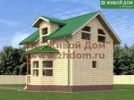 Проект дома 6х7