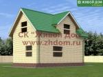 Проект дома 5х9