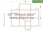 Фундамент под дом 11х13