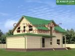 Проект дома 9х11